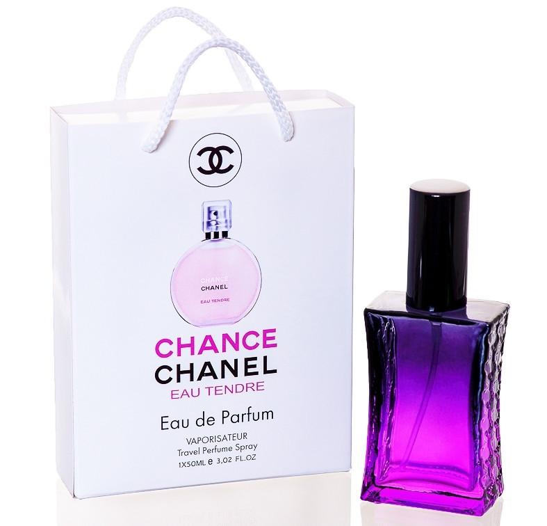 Chanel Chance Eau Tendre Travel Perfume 50ml цена 129 грн