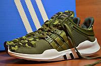 Кроссовки мужские Adidas EQT Support  Camo (адидас камуфляж, реплика)
