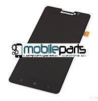 Оригинальный Дисплей + Сенсор (Модуль) к планшету Lenovo S5000 (Черный)