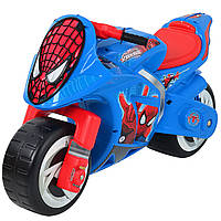 Беговой велосипед INJUSA Ride On MOTOR SPIDERMAN