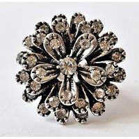 Оригинальный дизайн. Безразмерное кольцо для модной девушки. Хорошее качество. Доступная цена. Код: КГ1224