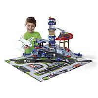 Игровой набор многоуровневый аэропорт Fast Lane Multi-Level Airport Playset