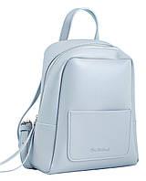 Сумка-рюкзак, голубая, 23.5*20*10  554165