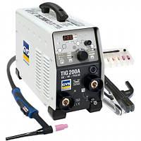Сварочный инвертор GYS TIG 200 DC HF FV, ACC. SR17DB-4M, фото 1