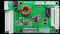 """LED контроллер подсветки монитора  для 15"""" -42"""" 15-88 В Gold-24E"""