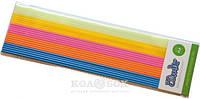 Набор стержней из PLA-пластика для профессионального использования с 3Doodler Create (в ассортименте) Яркие (25 шт, металлик/глянец/светящиеся.в