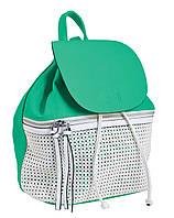 Сумка-рюкзак, зеленая, 29*25*17 554177