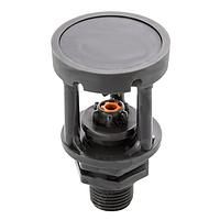 Спринклер поливочный статический 2942 Куб-5, диаметр полива – 14м, резьба ½, расход 13,2 л/мин, 15 шт./уп.