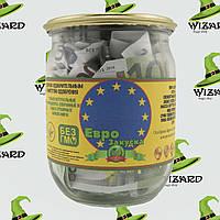 Денежный подарок Евро закуска, фото 1