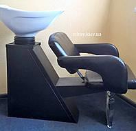 ZD-84 мойка парикмахерская с креслом Глория, фото 1