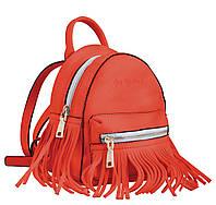 Сумка-рюкзак, красная, 19,5*17*13  554185