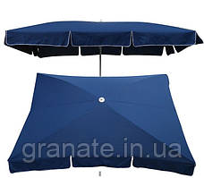 Зонт торговый/уличный 2х3 м