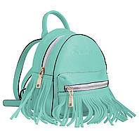Сумка-рюкзак, голубая, 19.5*17*13  554187