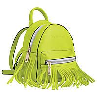 Сумка-рюкзак, салатовая, 19.5*17*13  554189
