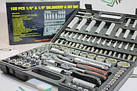 Комплект ключей TORX 108