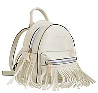 Сумка-рюкзак, кремовая, 19.5*17*13  554193