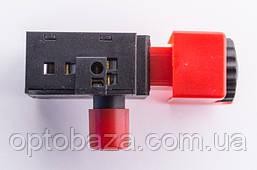Кнопка для болгарки DWT 125 VS, фото 2