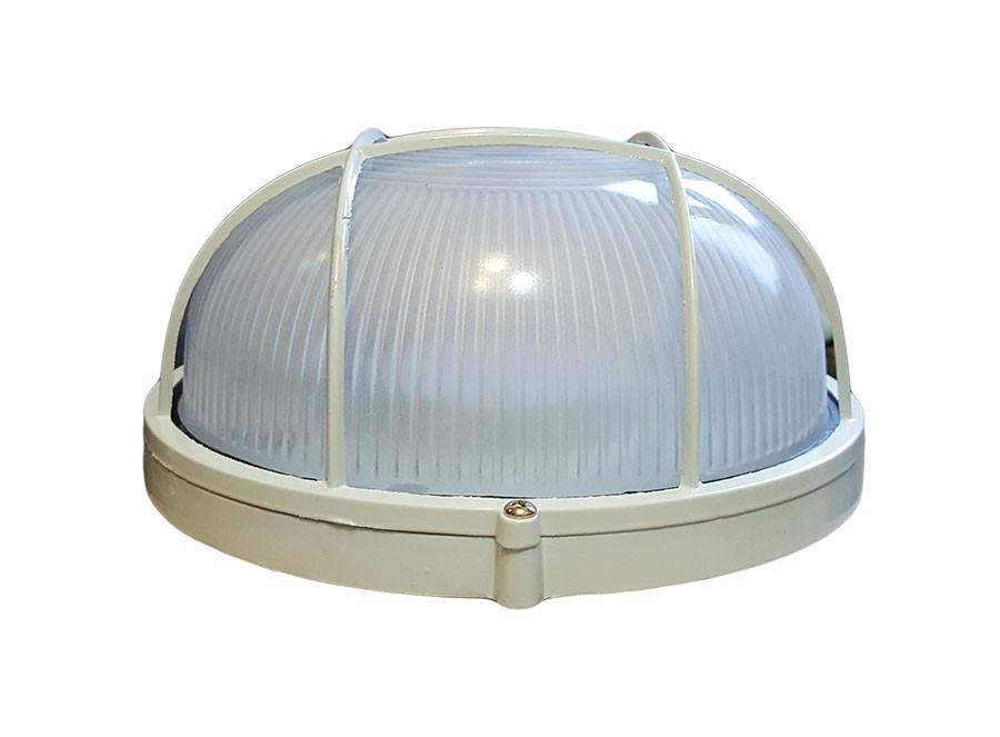 Светодиодный светильник для ЖКХ, 10 Вт (6000К) антивандальный IP54