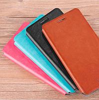 Кожаный чехол книжка MOFI для Meizu E2 (4 цвета)