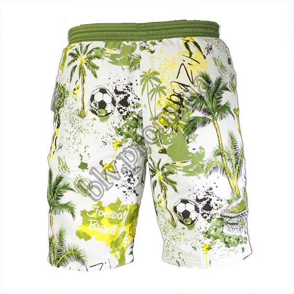 Мужские пляжные капри оригинальных расцветок BS221