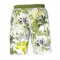 Мужские пляжные капри оригинальных расцветок BS221, фото 1