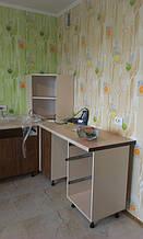 Начало сборки кухни, подготовка нижних секций