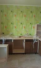 В просторной кухне - всегда удобно собирать мебель