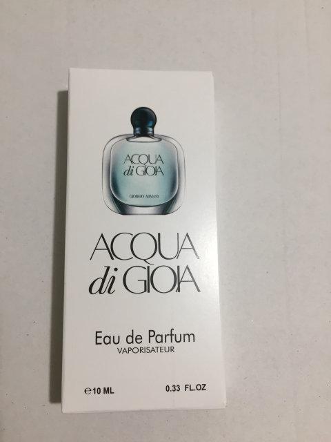 Женский мини парфюм Giorgio Armani Acqua di Gioia 10 ml (реплика)