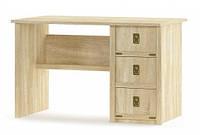 Небольшой письменный стол тумба 3Ш Валенсия от фабрики Мебель-Сервис.