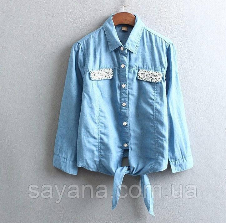 e54e8bf6c5b Купить джинсовую рубашку по самым низким ценам в Украине от ...