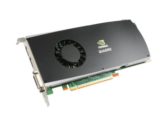 Видеокарта NVIDIA Quadro FX 3800 бу