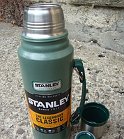 Термос зеленый Classic STANLEY 1,0 l ST-10-01254-038