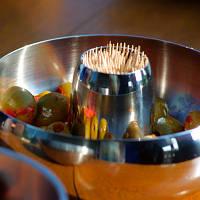 Блюдечко для маслин