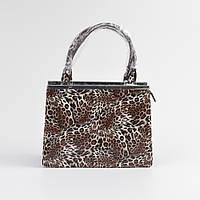 Женская сумка 201302 коричневая