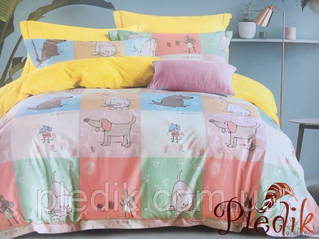 Комплект детское сатиновое постельное белье