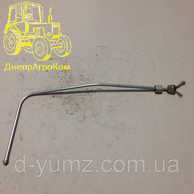 Топливопровод высокого давления ЮМЗ четвертого цилиндра | Д65-16-С21