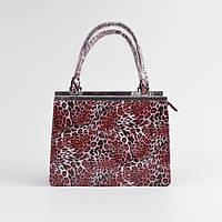Женская сумка 201302 красная