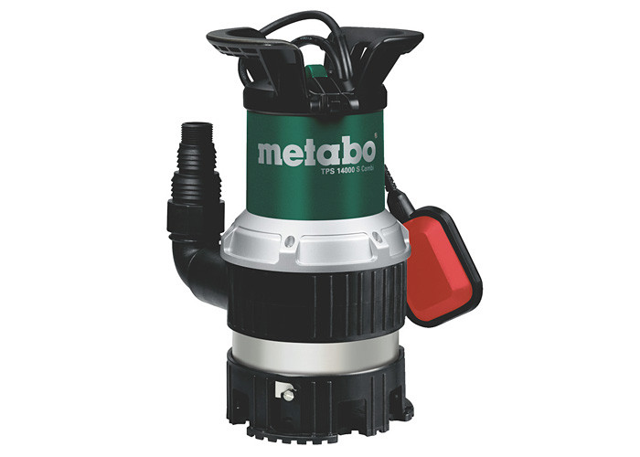 Дренажный насос METABO TPS 14000 S Combi