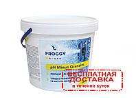 "Препарат для понижения уровня pH ""РН Minus Granules"", Froggy (10 кг)"