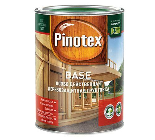 PINOTEX BASE 1л., фото 2