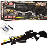 Игрушка арбалет - ружье 2 в 1 H7A
