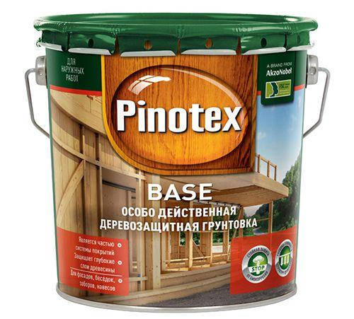 PINOTEX BASE 3л., фото 2
