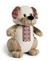 М'яка Іграшка Пес Сірко малий 21 см Мягкая игрушка Собачка