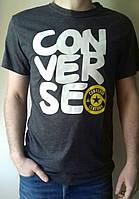 "Стильная мужская футболка ""CONVERSE"""