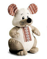 М'яка Іграшка Мишка Левко велика 36 см Мягкая игрушка Мышка