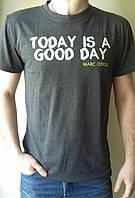 Мужская футболка отличного качества