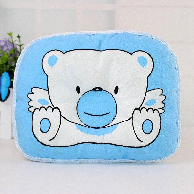 Детская ортопедическая подушка для новорожденных