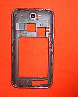 Корпус / средняя часть корпуса Samsung N7100 / Galaxy Note 2 коричневая