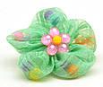 Резинка для волос детская Цветок, фото 3