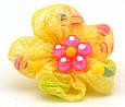 Резинка для волос детская Цветок, фото 4